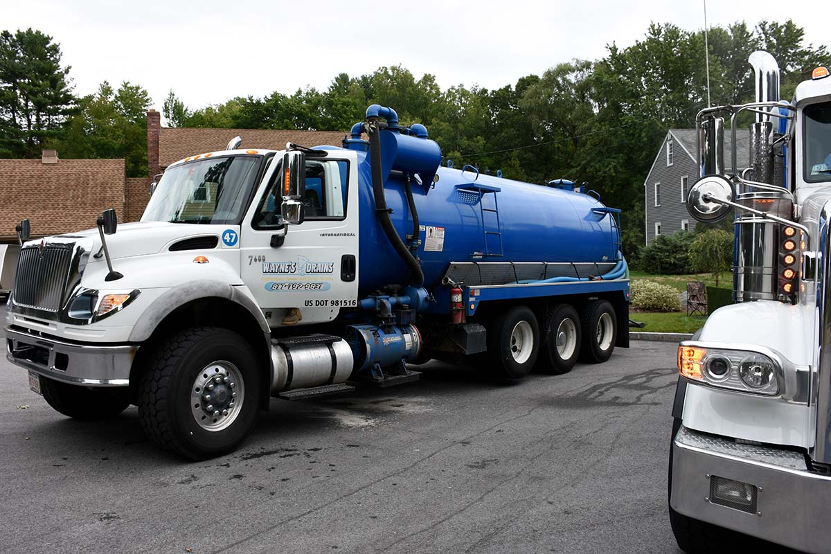 Residential Septic Tank Cleaning and Maintenance Boston, MA