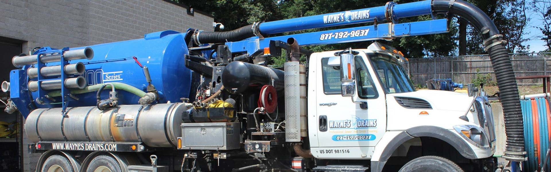 Commercial Septic Tank Cleaning Burlington, MA, Commercial